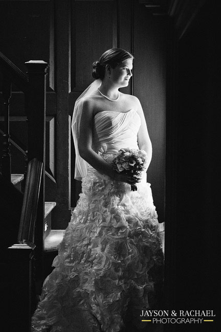 Katie's Colonial Williamsburg Bridal Portraits at The Sir Christopher Wren Chapel