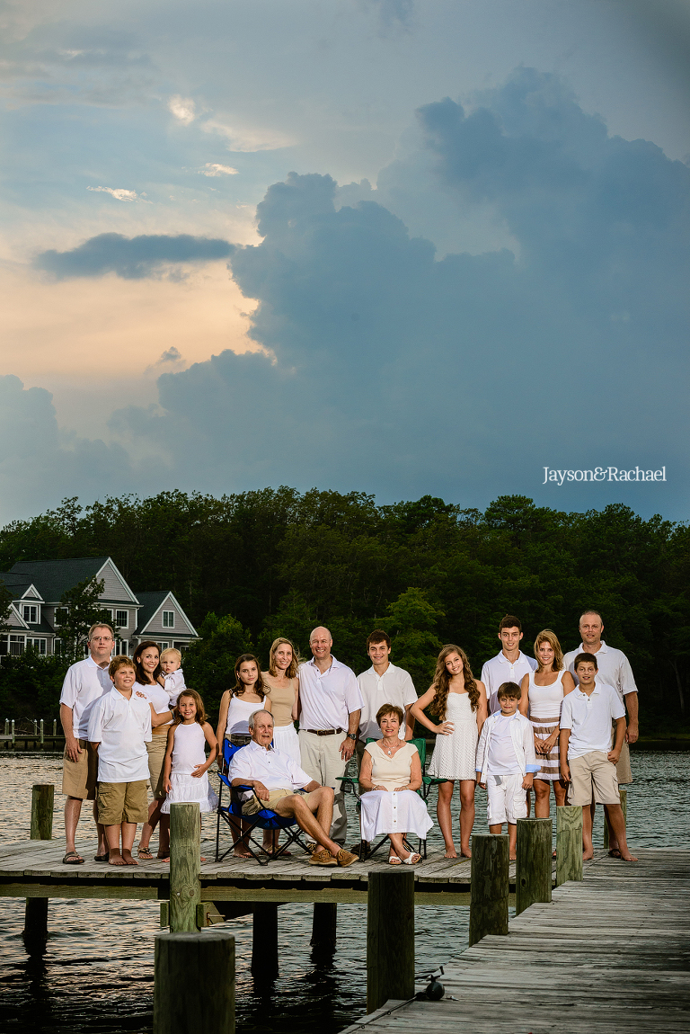 Northern Neck Family Photographer, Jayson and Rachael Photography