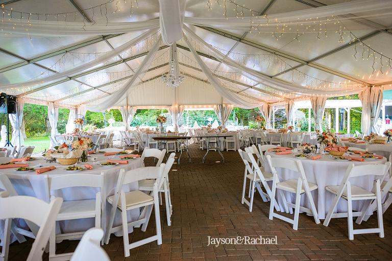 Wedding Details At The Jasmine Plantation In Providence Forge Va