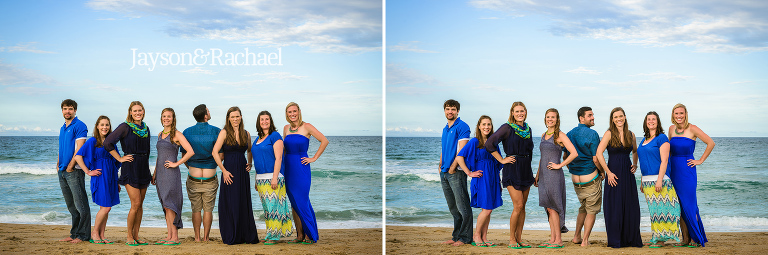 Outer Banks Family Photography in OBX NC