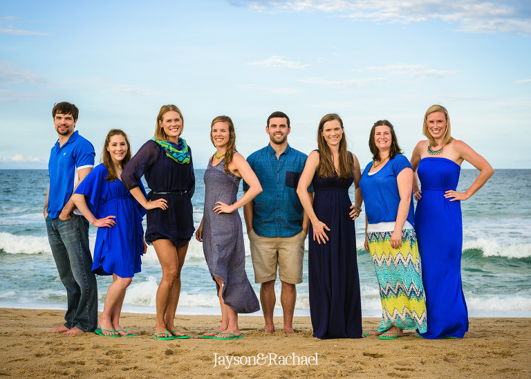 Outer Banks Family Photographer in OBX NC