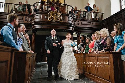 Katie And Brian S Wren Chapel Wedding In Williamsburg
