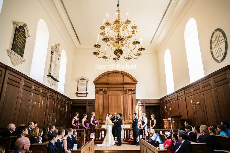 Wren Chapel Wedding Williamsburg