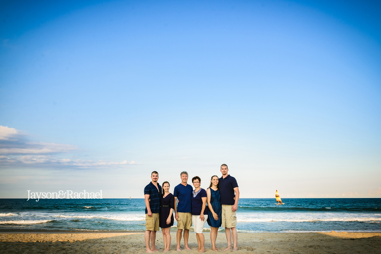 Outer Banks Family Photographer Jayson and Rachael Photography
