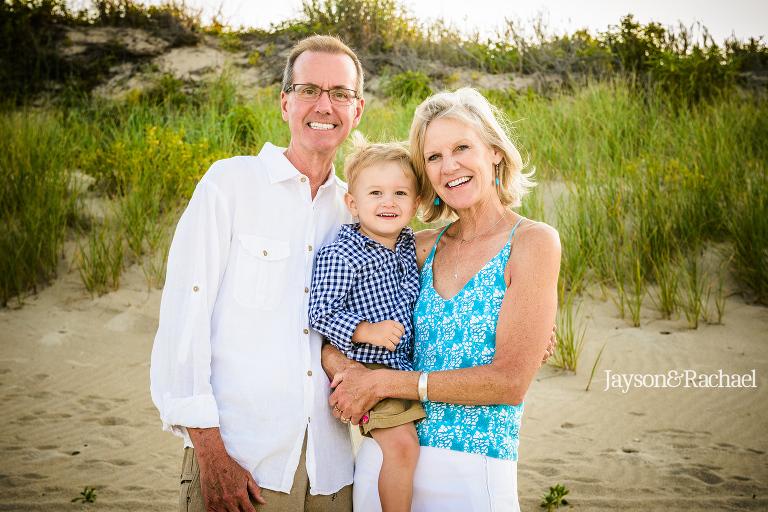 Corolla OBX family photos